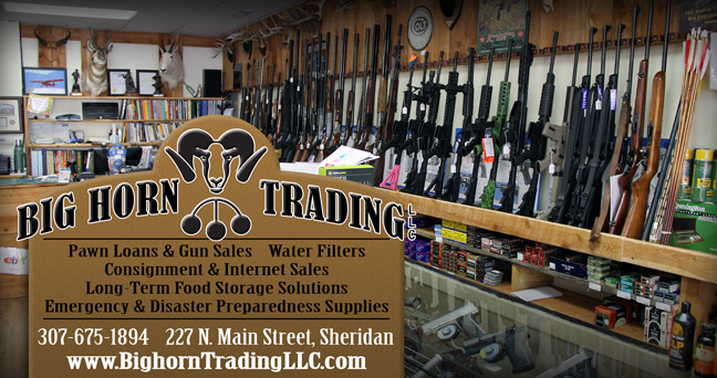 Sheridan's Only Class III Firearms Dealer