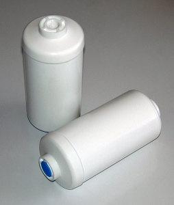 Fluoride reduction elements
