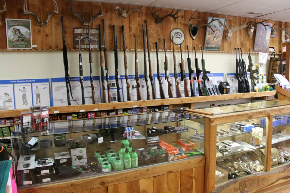 Firearms, Guns, Ammo order online or buy at 227 N. Main Street Sheridan WY