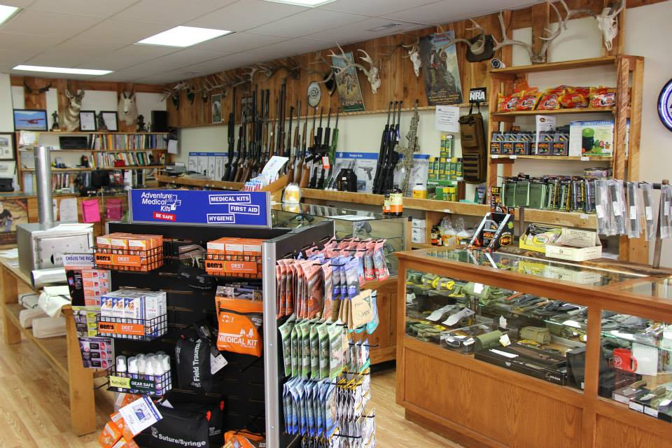 Prepper Gear, hunting equipment, camping equipment